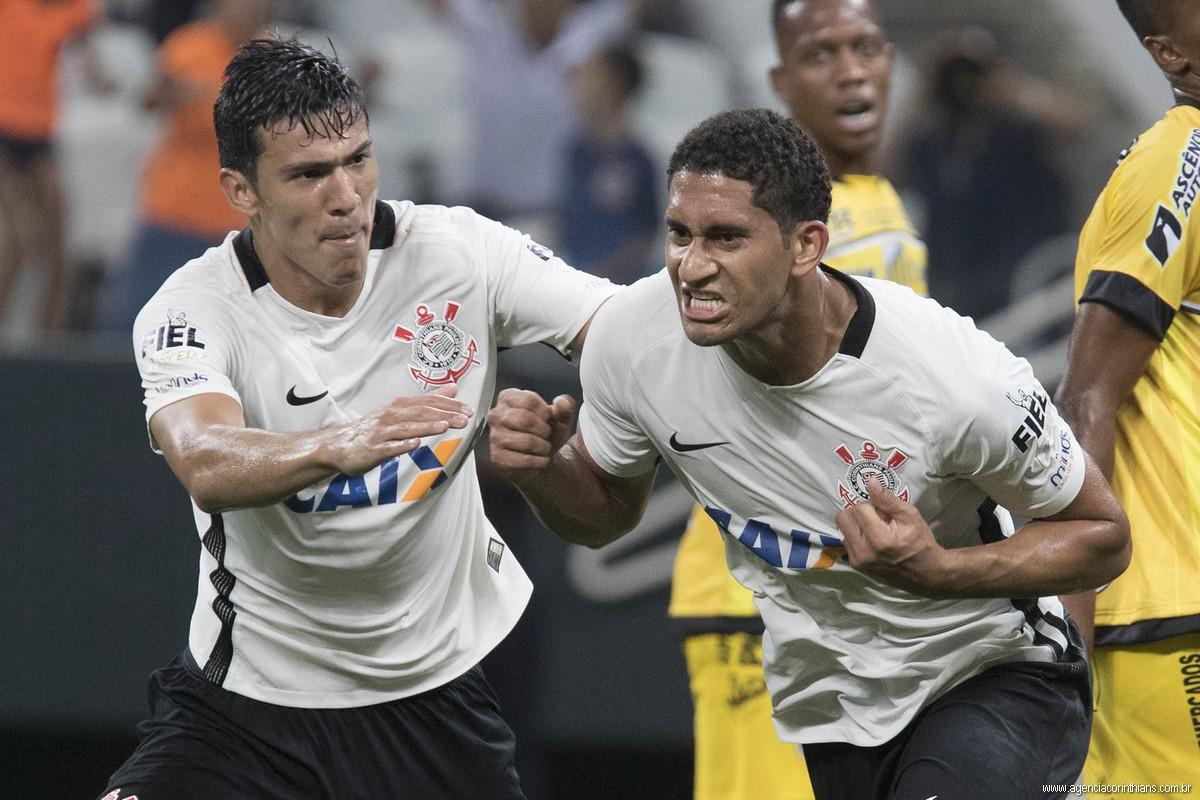 Ficha Técnica: Corinthians 1 x 0 Novorizontino