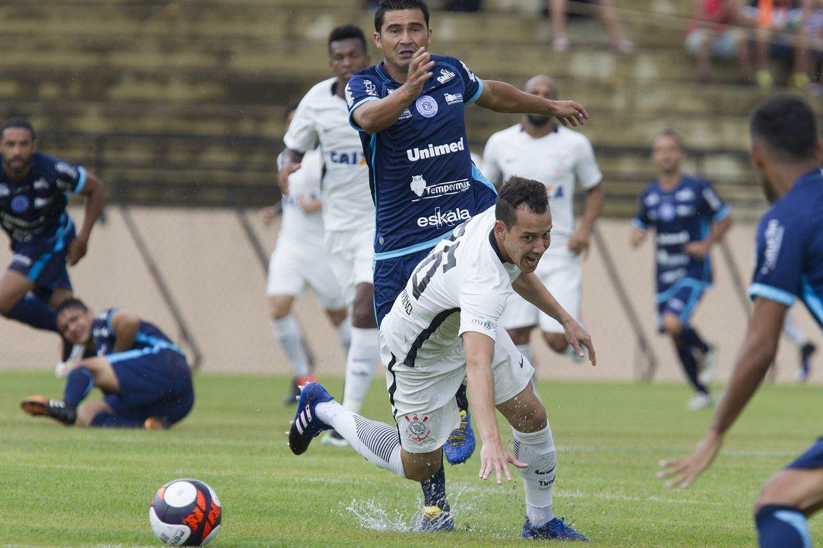 Rodriguinho - São Bento 0 x 1 Corinthians