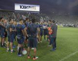 Treino - Arena Corinthians