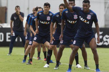 Treino - Corinthians