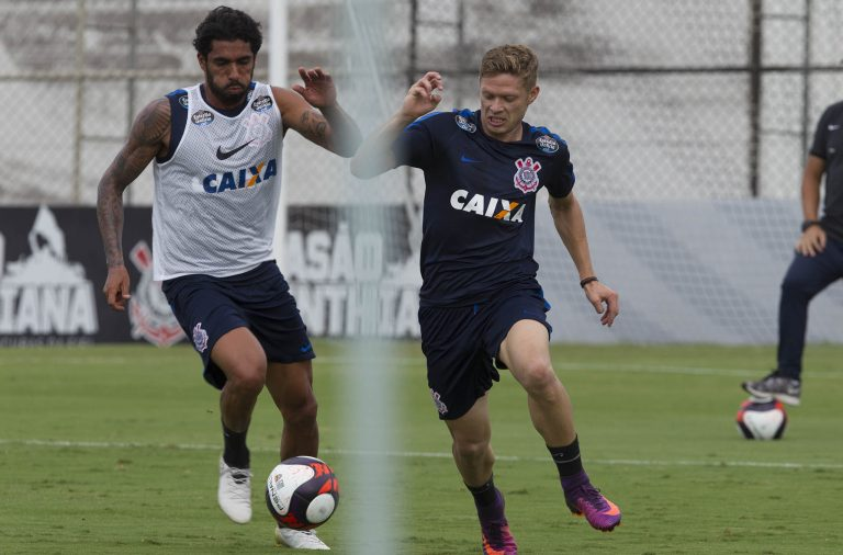 Vilson - Marlone - Corinthians