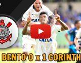 São Bento 0 x 1 Corinthians - Melhores Momentos