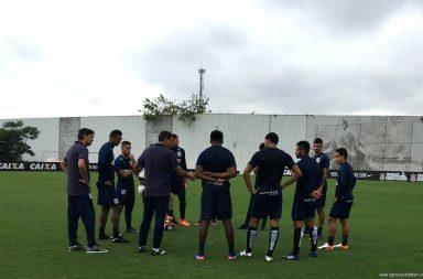 Carille - Jogadores - Corinthians