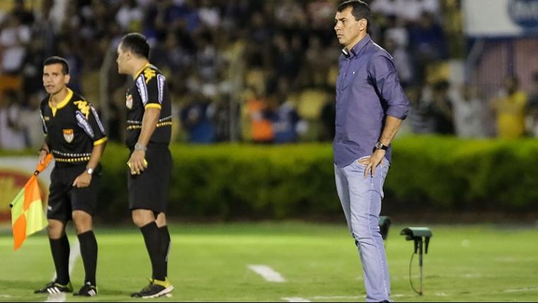 Fabio Carille - Corinthians