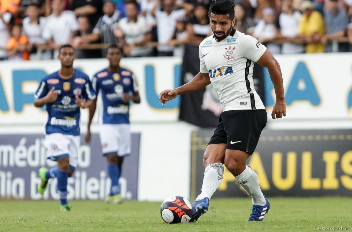 Guilherme - Ferroviária 1 x 0 Corinthians