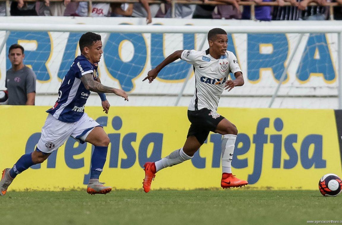 Pedrinho - Ferroviária 1 x 0 Corinthians