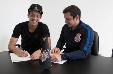 Rodriguinho - Renova contrato