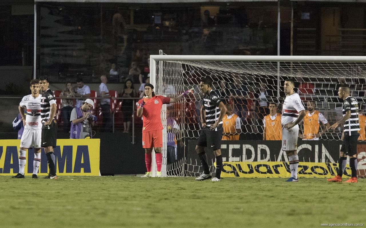 Cássio - São Paulo 0 x 2 Corinthians