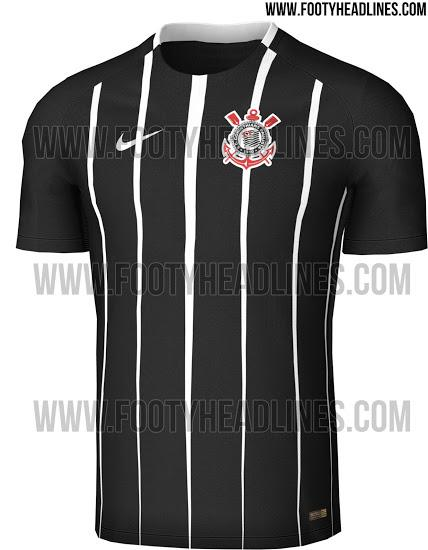 Camisa 2 - Corinthians 2017 / 2018