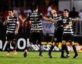 Gol - São Paulo 0 x 2 Corinthians