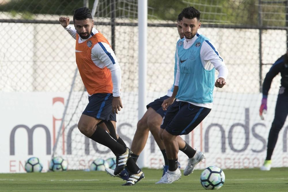 Novamente sem Guilherme, Corinthians relaciona 23 para jogo com o Internacional