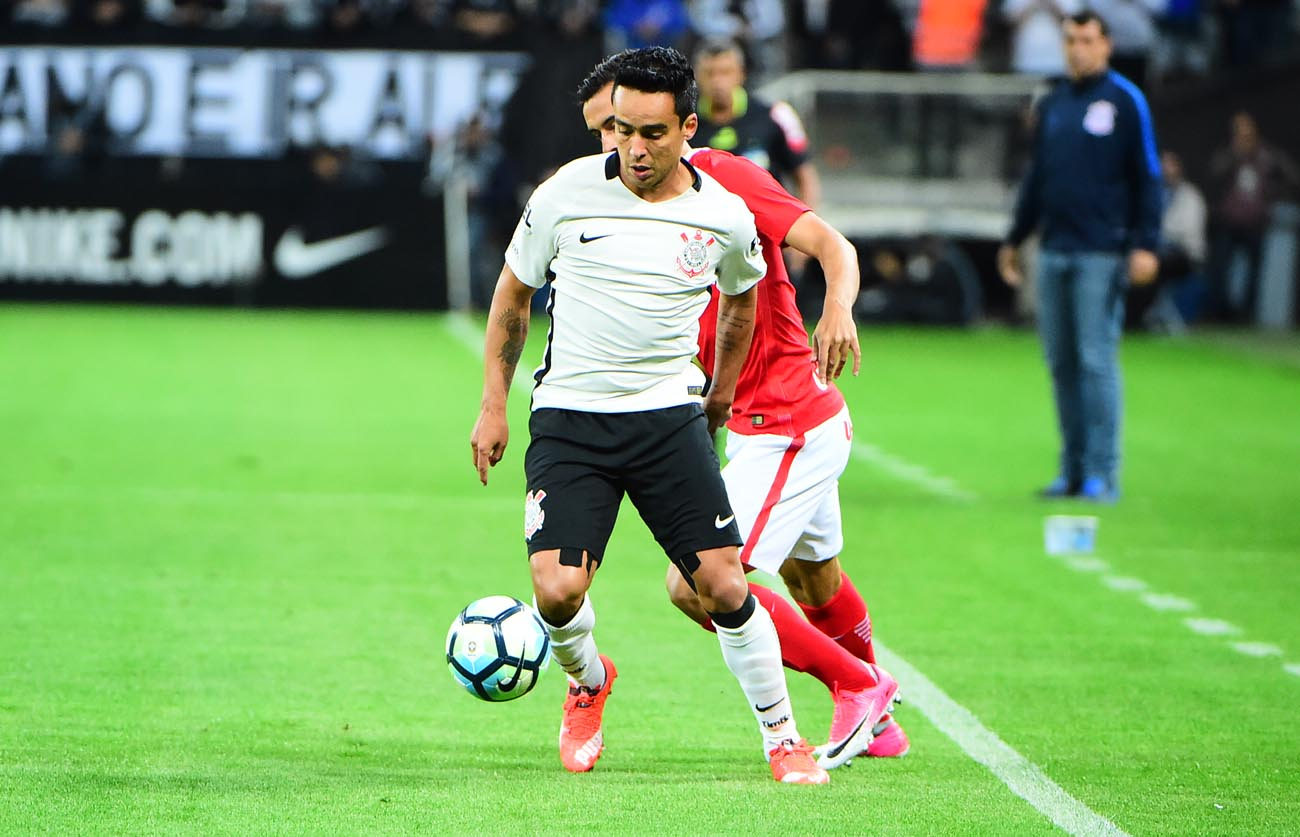Ficha Técnica: Corinthians 1 (3) x (4) 1 Internacional, pela Copa do Brasil