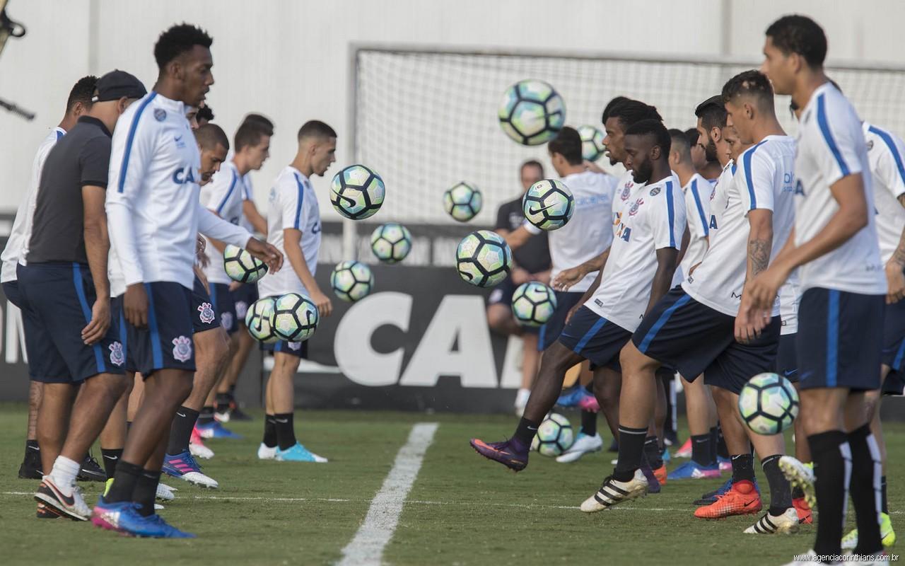 Jogadores - Corinthians - Copa do Brasil