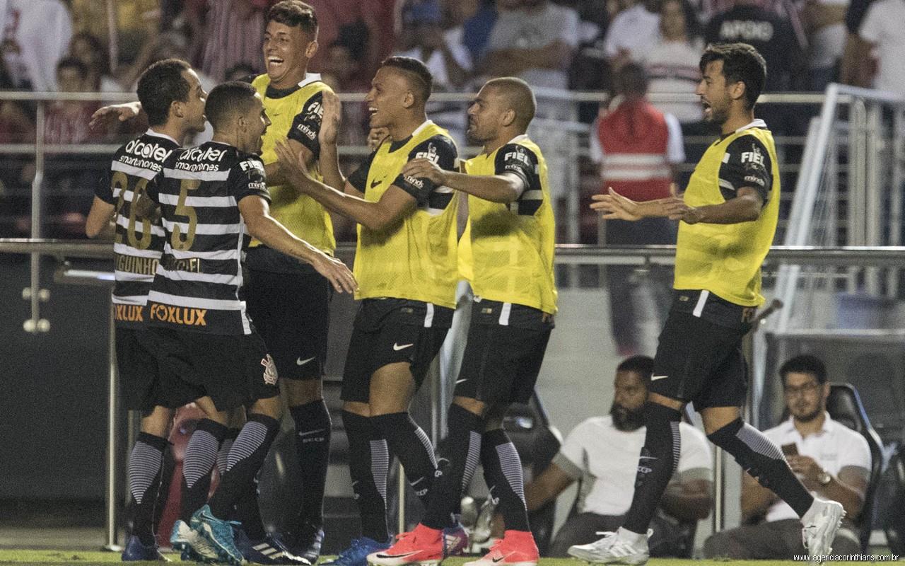 Jogadores - São Paulo 0 x 2 Corinthians