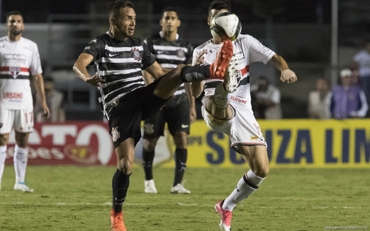 Maycon - São Paulo 0 x 2 Corinthians