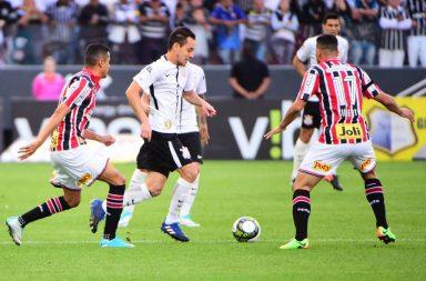 Rodriguinho - Corinthians 1 x 1 São Paulo