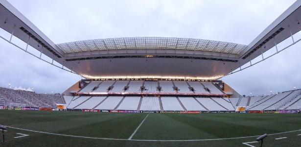 Arena Corinthians receberá o 100º jogo neste domingo, na final do Paulistão
