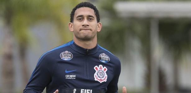 Pablo chegou ao Corinthians nesta temporada e logo tornou-se titular