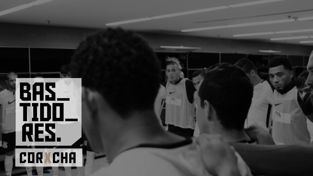 Vídeo:      Bastidores - Corinthians 1x1 Chapecoense - Brasileirão 2017