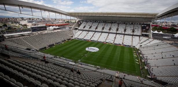 Arena Corinthians recebeu o 100º jogo do time alvinegro na final do Paulista