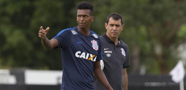 Carille comandará o Corinthians no primeiro jogo após o título paulista