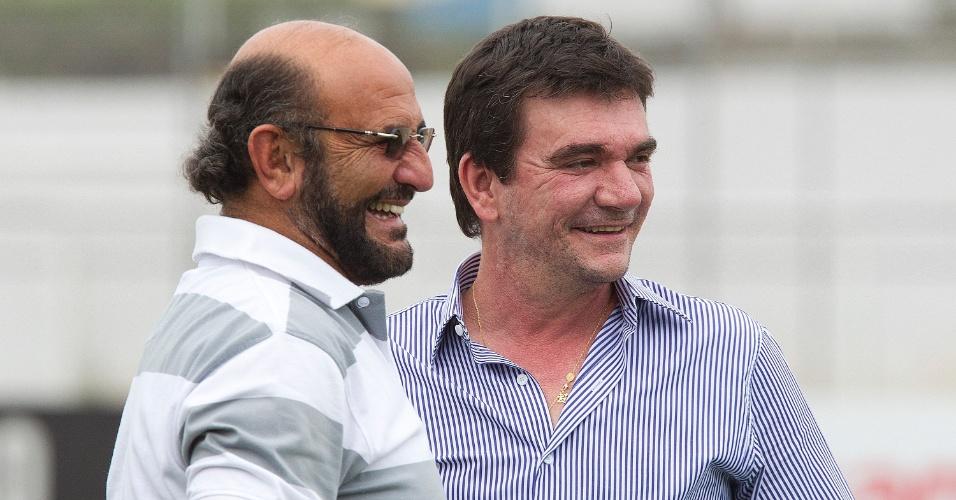 Parceiro com histórico de fraude foi ao Corinthians com Andrés e Rosenberg