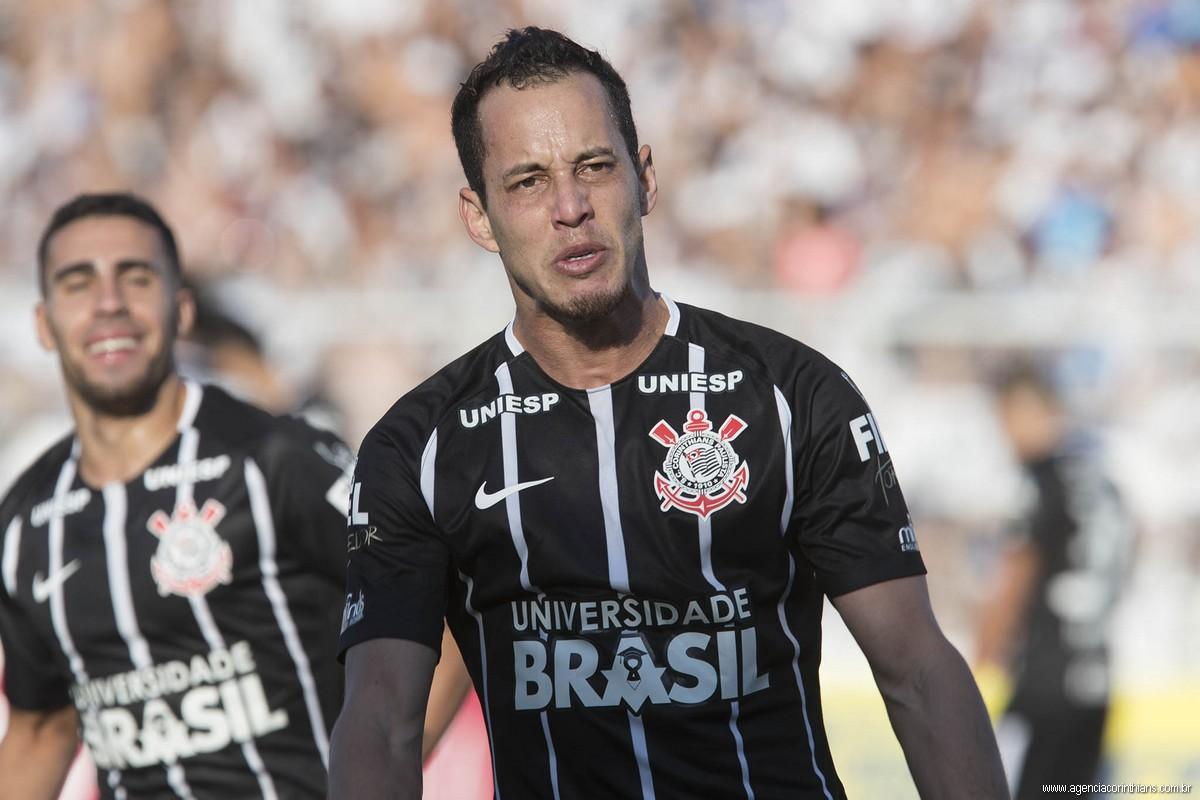 Rodriguinho - Ponte Preta 0 x 3 Corinthians