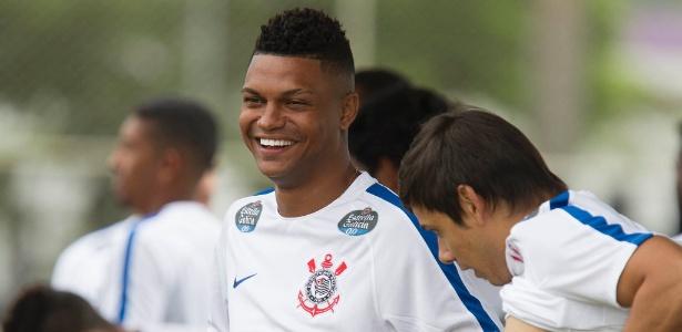 Bruno Paulo não vinha tendo oportunidades no elenco do Corinthians