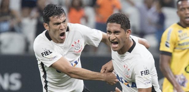 Pablo só ficou fora de três partidas do Corinthians na temporada e sempre fez falta