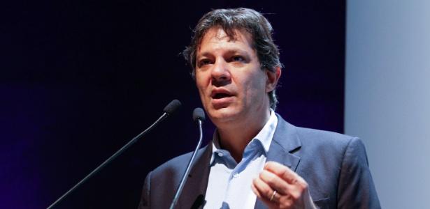 Haddad falou com Ministério Público sobre suposta propina na Arena Corinthians