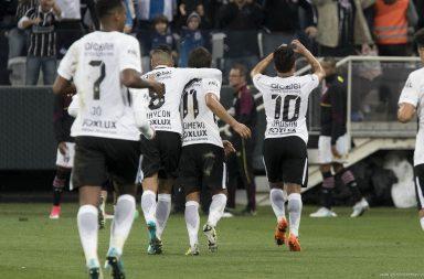 Assista a todos os lances de Corinthians x Cruzeiro pela Internet