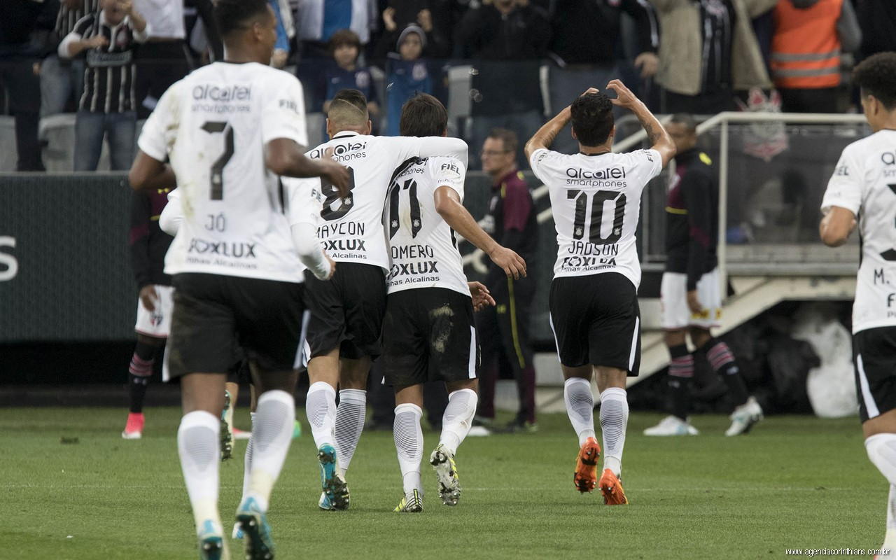 Corinthians have gone from also-rans to running away with the title
