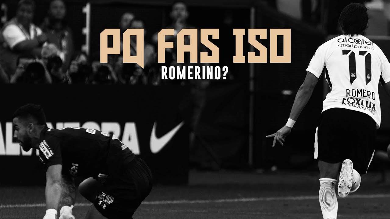Vídeo:      #PqFasIsoRomerino?