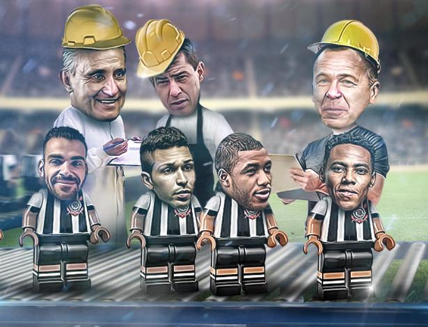 """""""Criados"""" por Tite, Carille e Mano, eles viraram apostas de outros clubes brasileiros em 2017"""
