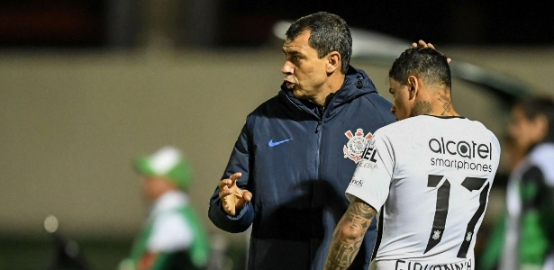 Corinthians arrancou um empate na partida de ida contra o Patriotas