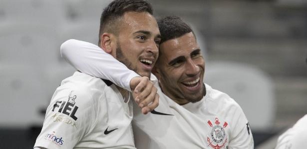 Gabriel e Maycon serão titulares mais uma vez nesta quarta-feira