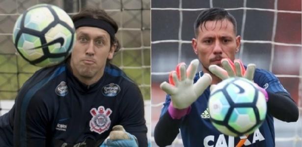 Cássio e Diego Alves podem ser convocados por Tite na próxima convocação