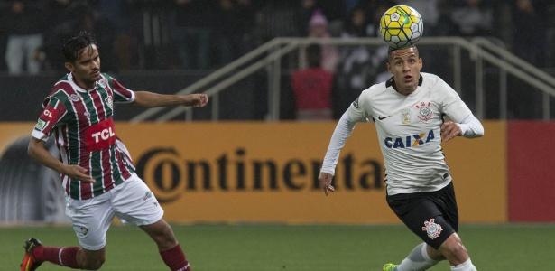 Scarpa enfrenta Arana: Fluminense e Corinthians não querem vender por pouco