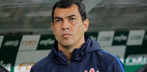 Técnico diz que só deixa Corinthians se for demitido