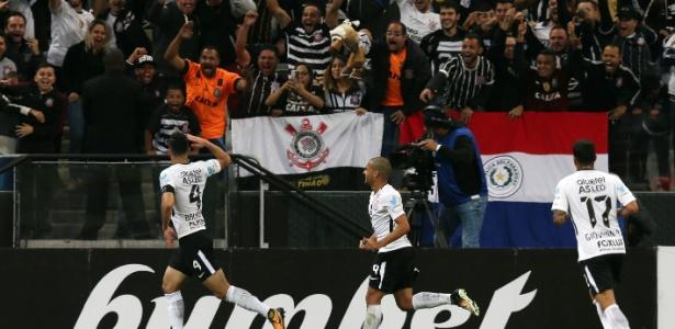 Corinthians venceu com gol de Balbuena e vai às oitavas da Sul-Americana