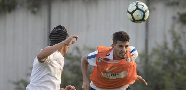 Pedro Henrique voltou a ser titular depois da lesão de Pablo