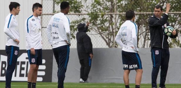 Corinthians terá de volta o trio Balbuena, Jô e Romero contra o Santos na Vila