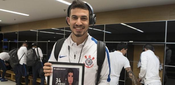 Pedro Henrique atuou em jogos recentes por ausências de titulares corintianos