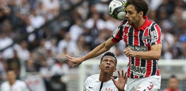 Rodrigo Caio e Jô são personagens principais do Majestoso em 2017