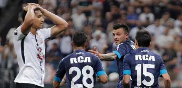 Corinthians caiu de rendimento no segundo tempo e cedeu o empate
