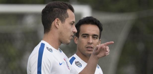 Rodriguinho e Jadson ganham período de treinos com duas semanas sem jogos