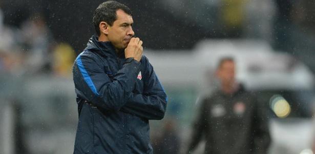 Carille está de olho no sub-20 do Corinthians
