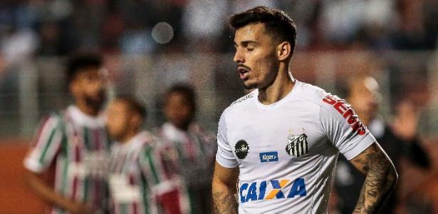 Zeca pediu a rescisão do Santos e entrou na mira de Corinthians, Palmeiras e São Paulo