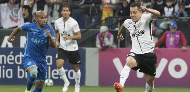 Corinthians conseguiu vencer três partidas seguidas na reta final do Brasileirão