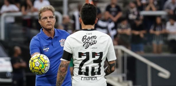 Oswaldo de Oliveira revê Corinthians um ano depois de uma saída traumática do clube
